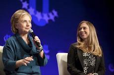 EE.UU: Chelsea, 'mano invisible' de Hillary
