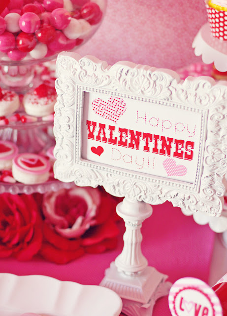 Valentine's Party Ideas. Lots of creative, cute ideas for your next party!