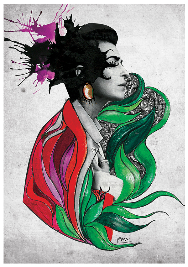 nuncalosabre. Ilustración | Illustration - ©Magdalena Marcinkowska