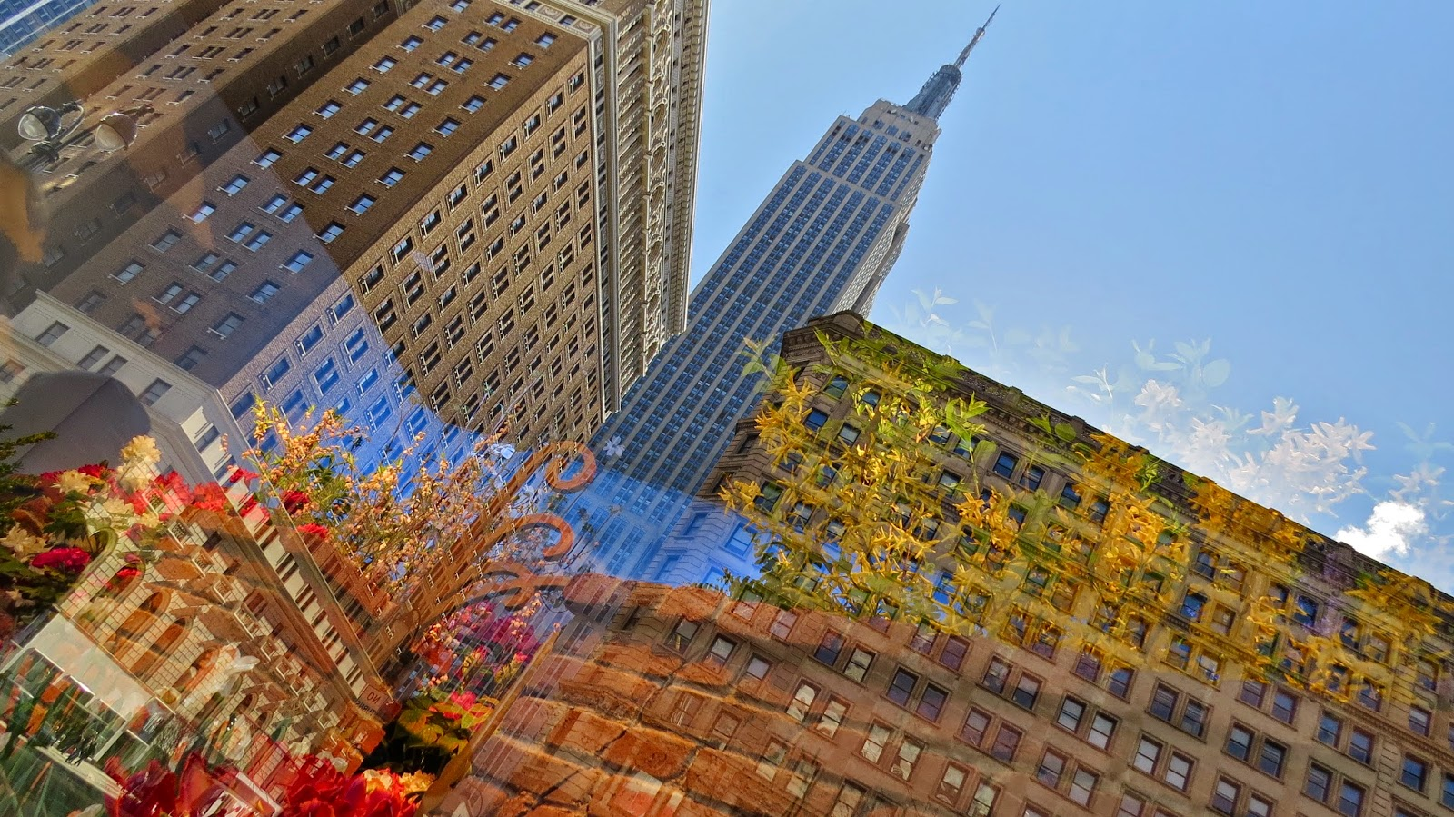 Reflections-on-The-Empire-State-Building-at-The-Macy's-Flower-Show