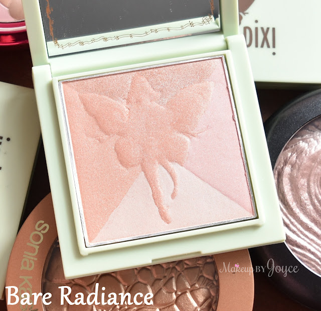 Pixi All Over Magic Face Powder Palette Review