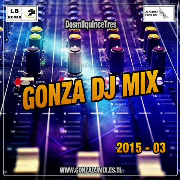 LBR Gonza Dj Mix Vol. 3 (2015)