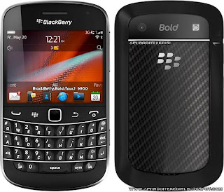 Harga BlackBerry Bold Touch 9900