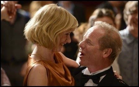 Peter Mullan y Jane Horrocks en 'Amanece en Edimburgo' (Dexter Fletcher, 2013)