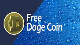 click the roll button to get your free dogecoins