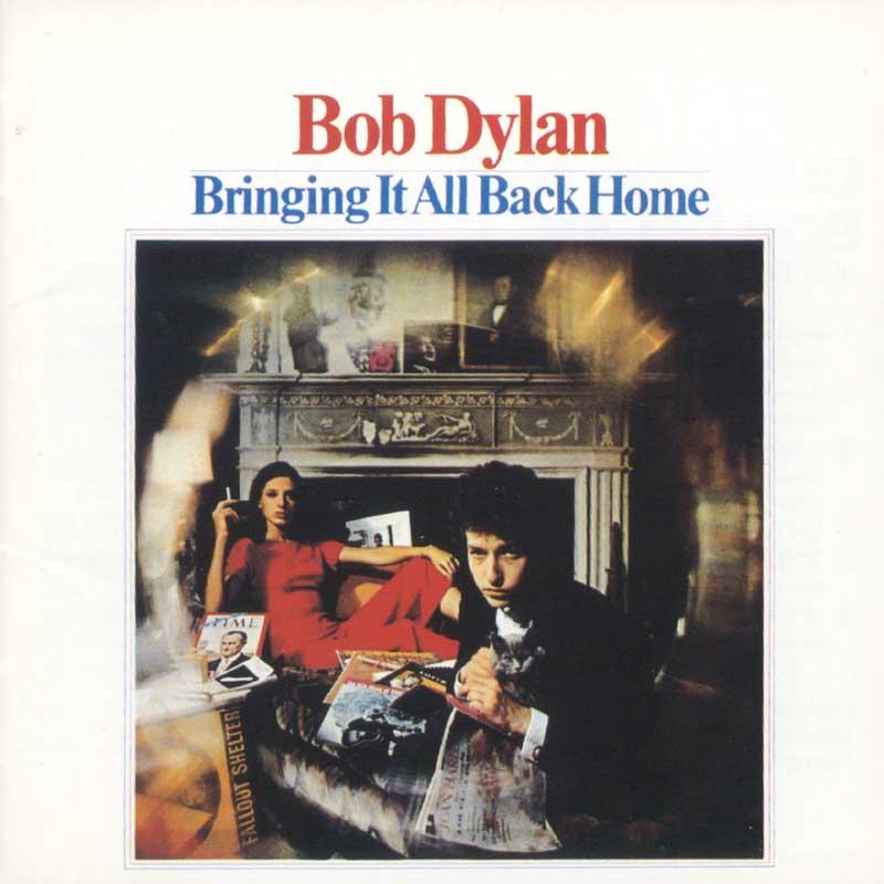 Album Reviews With Jack Evans 99 Bob Dylan Bringing