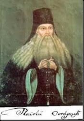 Ο όσιος Παΐσιος Βελιτσκόφσκι