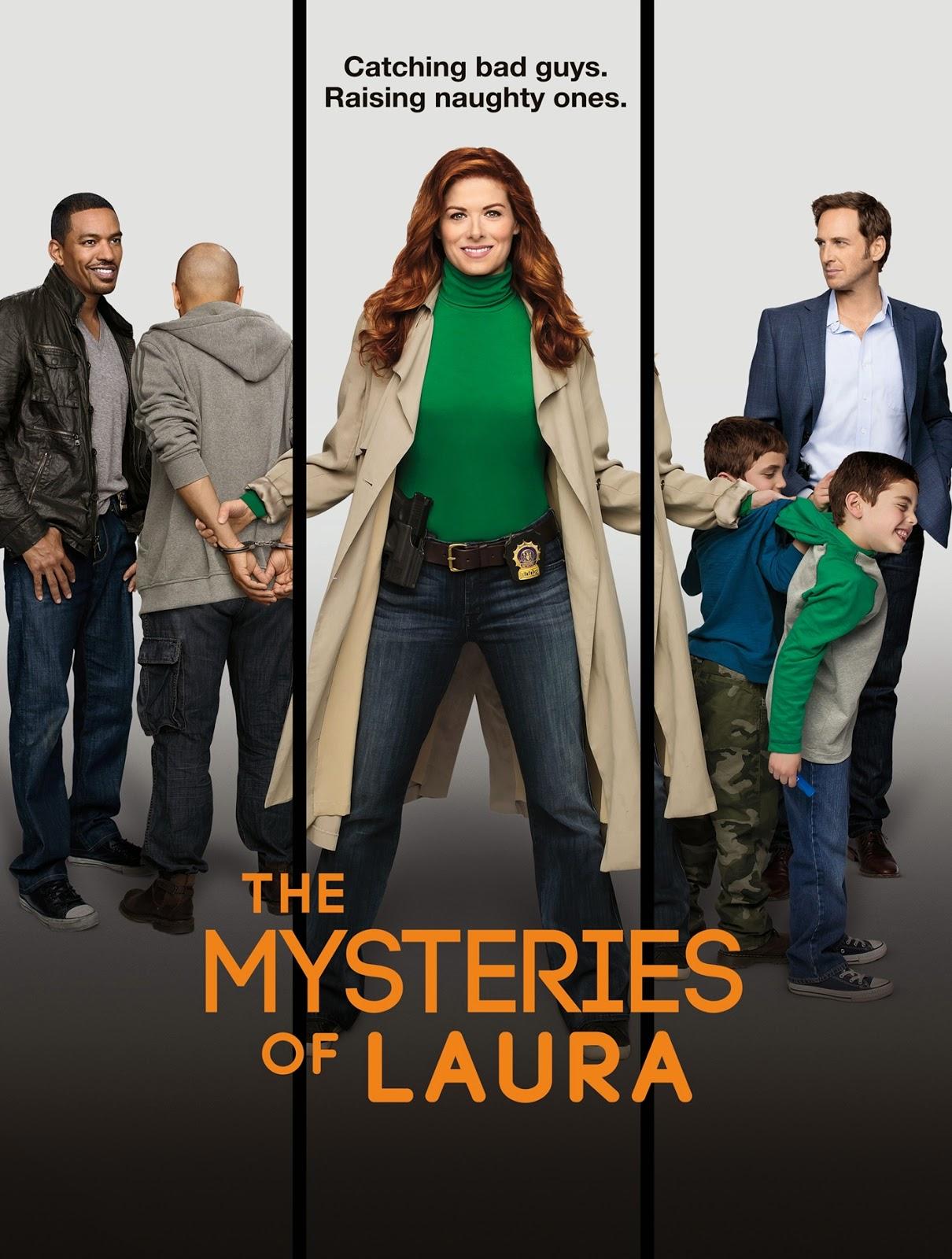 The Mysteries of Laura season 1 ซับไทย