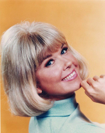 CHICK FLICKS: DORIS DAY PAGE.