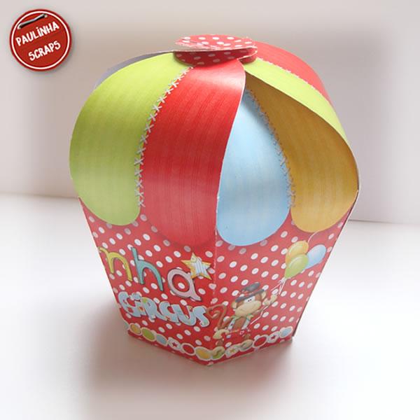 Festa da Julinha - Caixinha surpresa - Circo Box+03