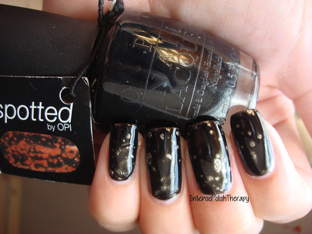 OPI - Black Spotted