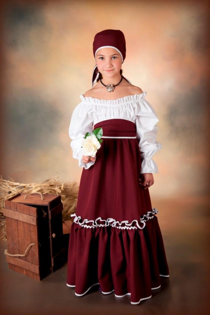 Dise o y costura de ropa de danza para damas y ni as - Trajes de carnaval de epoca ...