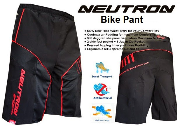 Celana Sepeda Neutron
