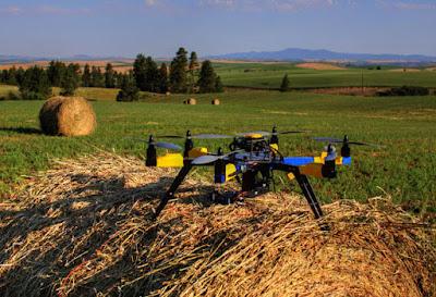 Drons & robots: Noves tecnologies en agricultura