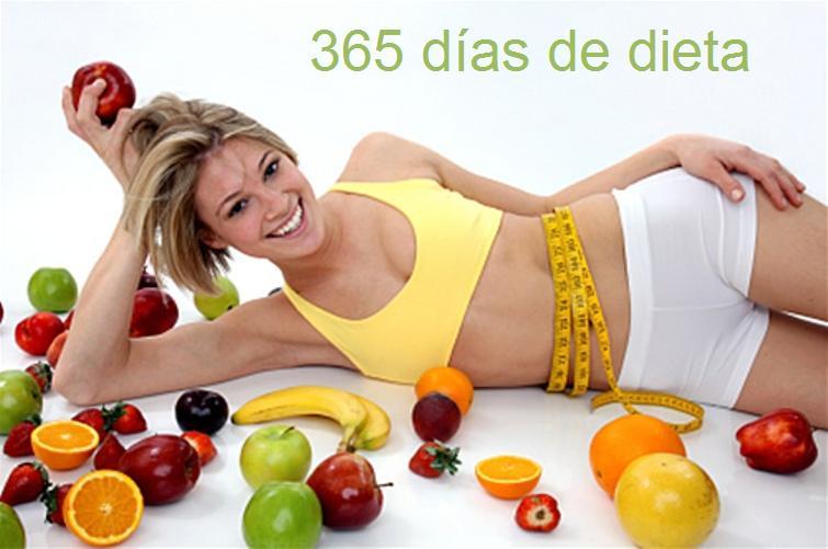 365 días de dieta