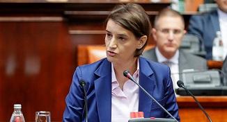 """Mare e gradina LGBT-ului! Premierul-lesbiană a Serbiei a devenit """"tată""""..."""
