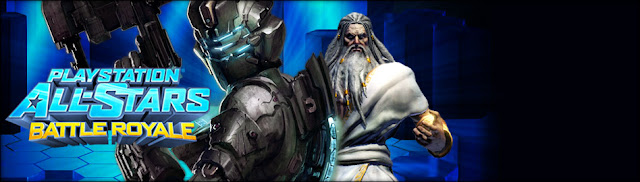 PlayStation All-Stars Battle Royale - Zeus and Isaac Clarke - We Know Gamers