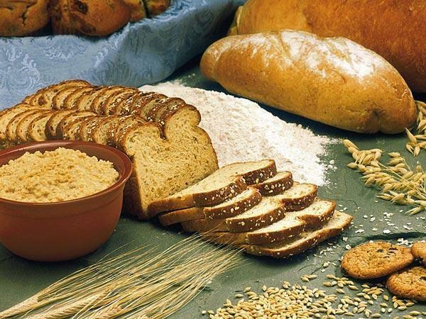 Multigrain | Fiber | Glycemic bread