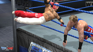 WWE Smackdown vs Raw 2011Screeshot
