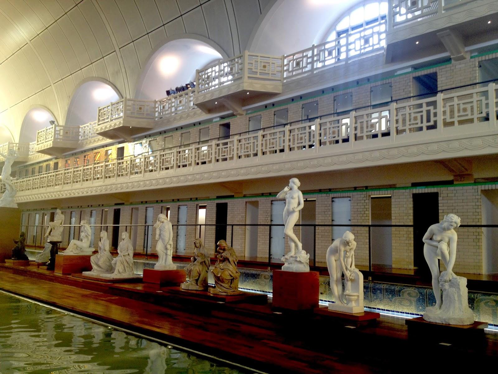 Brankopopovicblog encounter with lille france - Musee la piscine roubaix ...