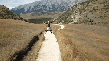 Freedom!!!!!! Arthur's Pass