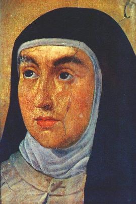 SANTA TERESA DE JESÚS O DE ÁVILA Doctora de la Iglesia (1515-1582). Fiesta 15 de Octubre