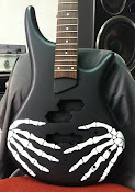 Ibanez SDGR (4 Strings) Series (my Custom Paint)