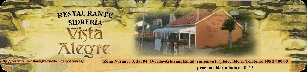 .·. Restaurante Sidrería Vista Alegre .·.