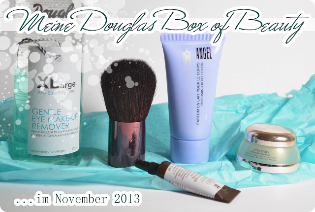 Meine Douglas Box Of Beauty im November 2013