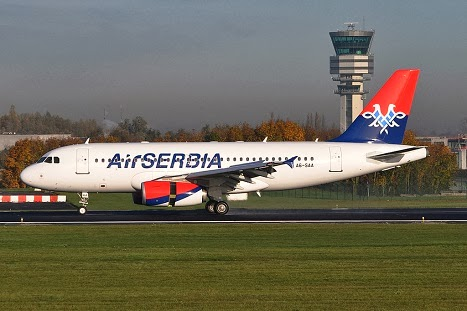 Air Serbia - Αεροπορικές Εταιρίες.
