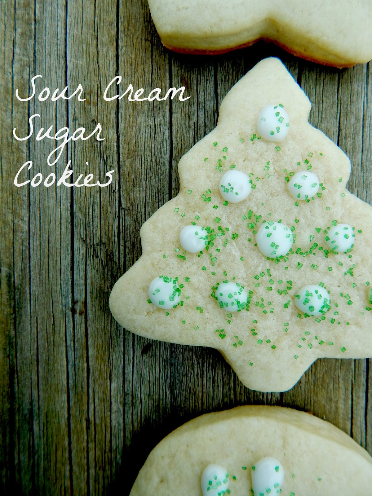 Ally S Sweet Savory Eats Sour Cream Sugar Cookies