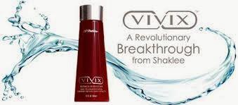 Vivix shaklee suplement terbaik