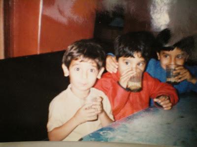 Woh Childhood ki lovie dove memories with Anshul