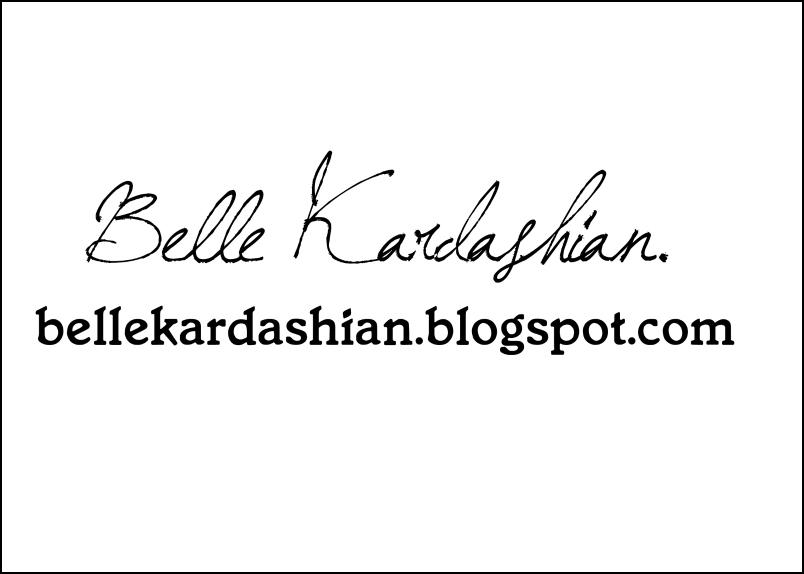 Belle Kardashian
