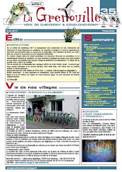 La Grenouille - Publication trimestrielle