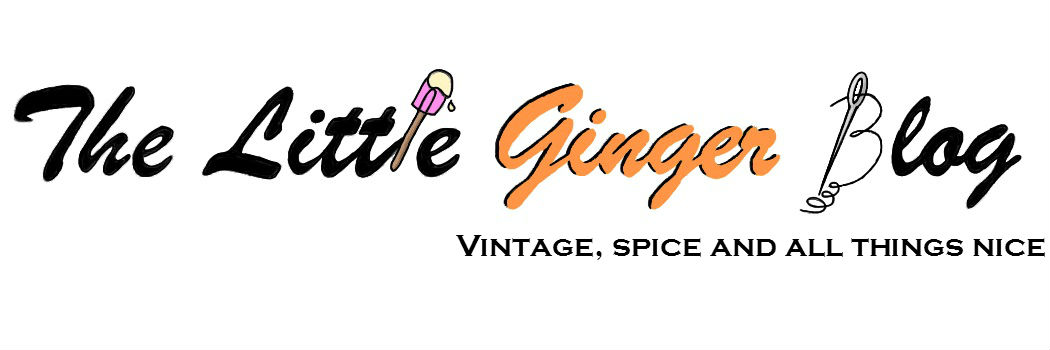 The Little Ginger Blog