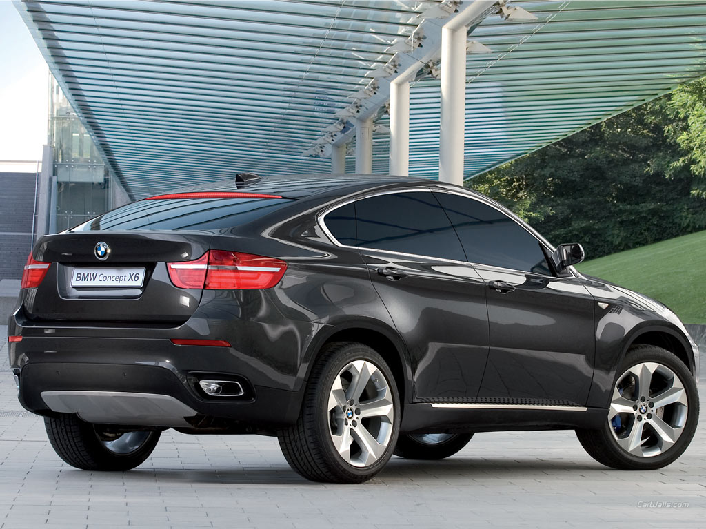 Bmw X6 Xdrive50i Car Wallpaper