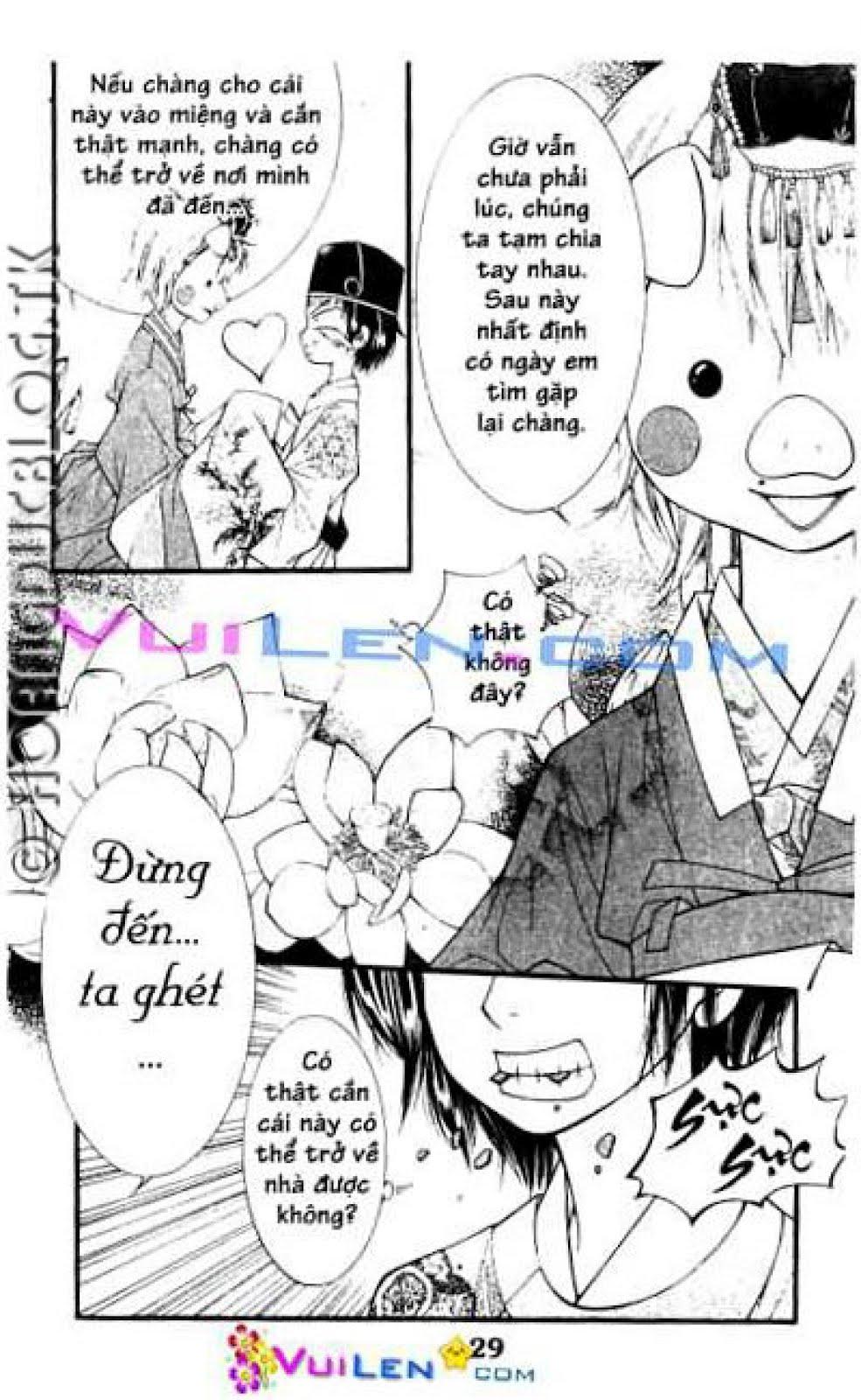 Cô dâu Heo - Pig Bride Chapter 1 - Trang 27