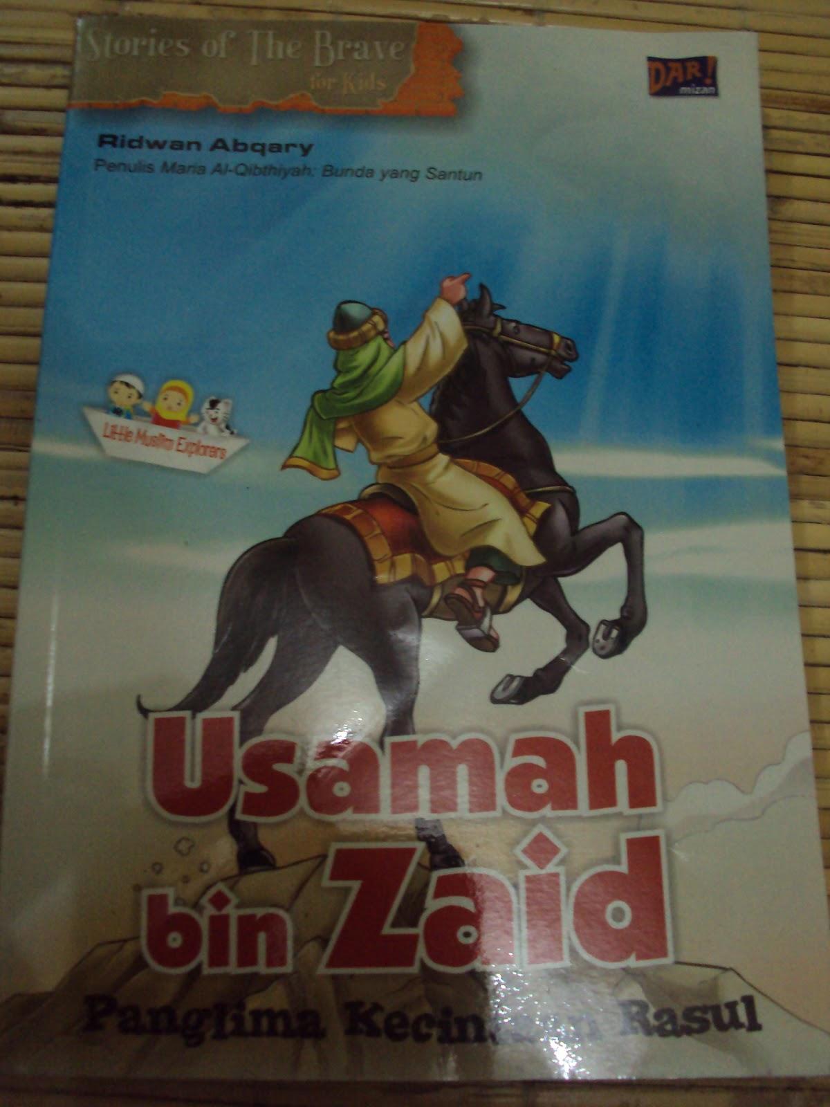 Usamah Bin Zaid Panglima Usamah Bin Zaid Panglima