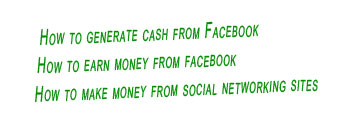 facebook,how to earn money from facebook