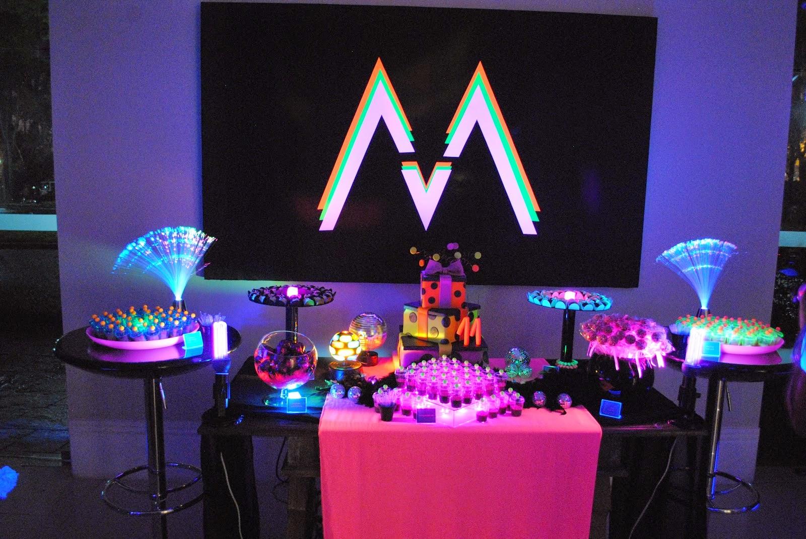decoracao festa glow:Agora só falta colocar a mão na massa, mesmo!! Aguardem!