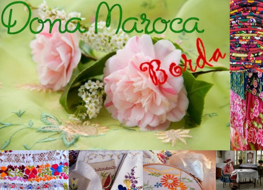 Dona Maroca Borda