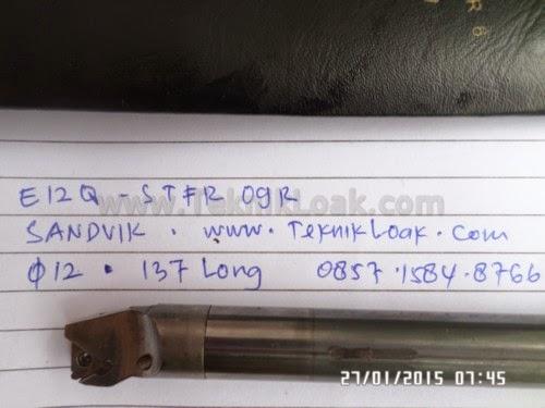 Holder diameter dalam kondisi bekas masih layak pakai merk sandsik dan tungolay