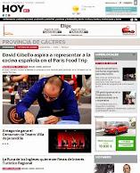 Entrevista en el Hoy de Extremadura