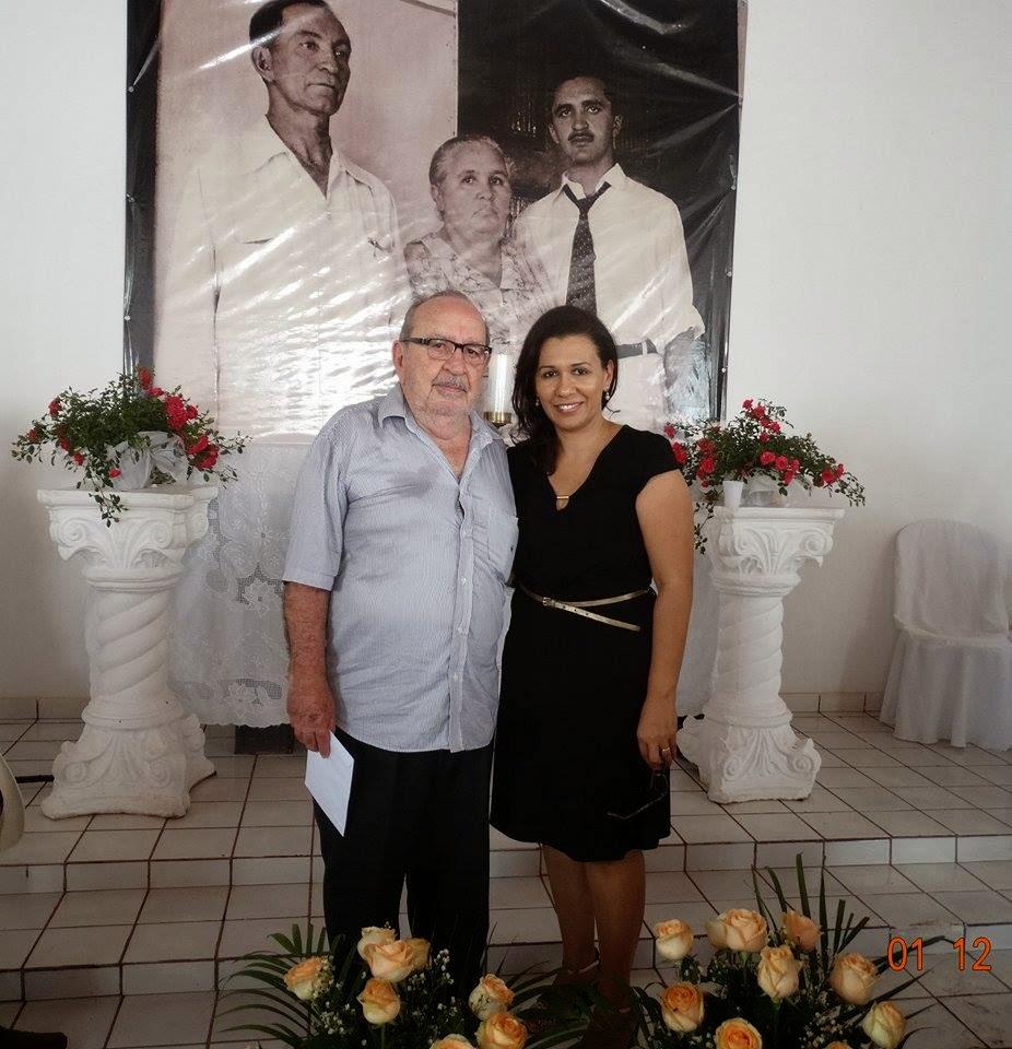 MENSAGEM DE NATAL DA VEREADORA CRISTIANE BACELAR