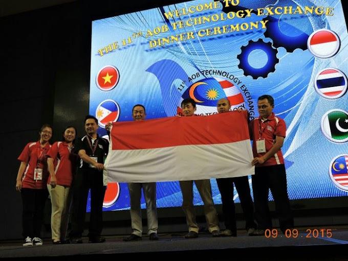 Engineer AHM Raih Inovasi Terbaik di Asia Oceania