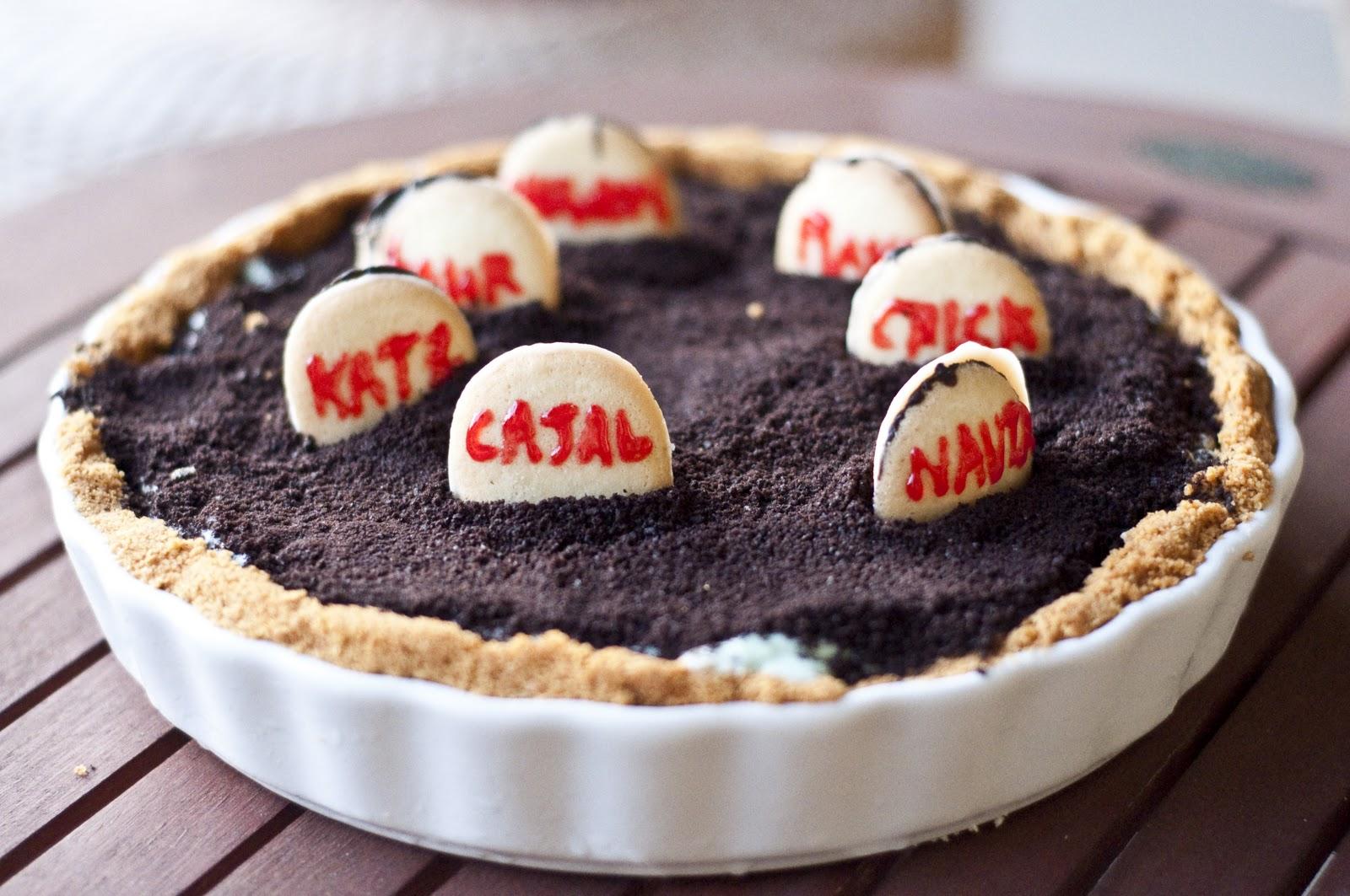 """Scream"""" Graveyard Pie ~ Save-ory Kitchen"""