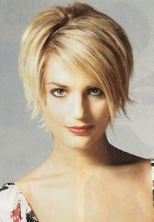 potongan rambut wanita sesuai bentuk wajah