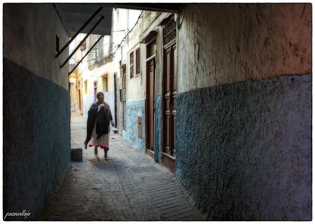 Tánger: rincones de la Medina