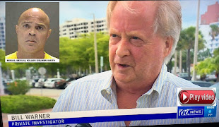 VIDEO: PI BILL WARNER's TAKE ON SERIAL RAPIST DELMER SMITH